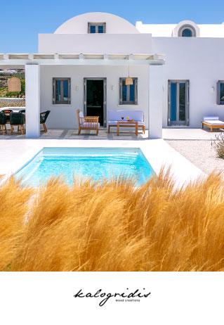 Kalogridis – Philosophia Luxury Villas